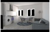 FO-3012, Apartamento T1 em Benfica